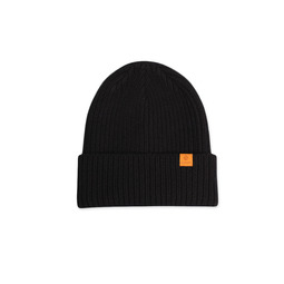 beanie for homeless_BLACK